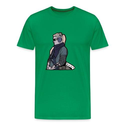 Baby Goes Pew Pew - Men's Premium T-Shirt