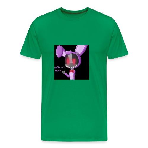 Bonnie vlogs merch - Men's Premium T-Shirt