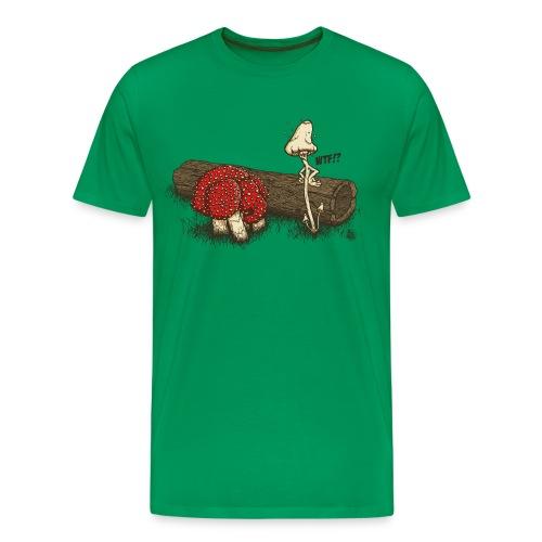 Halucination - Men's Premium T-Shirt