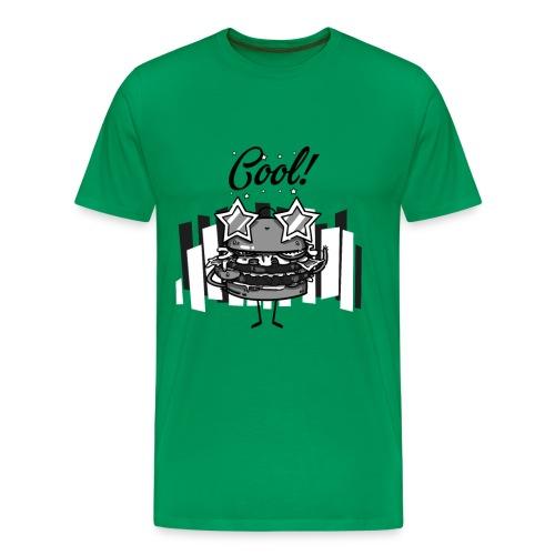 Cool Burger - Men's Premium T-Shirt