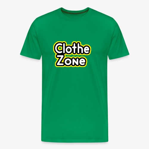 Clothe Zone - Men's Premium T-Shirt