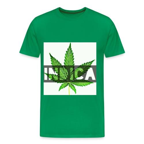 Indica - Men's Premium T-Shirt
