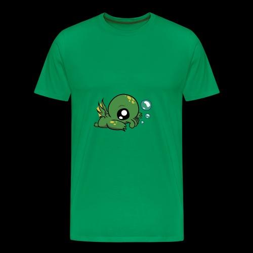 The baby cthulhu - Men's Premium T-Shirt