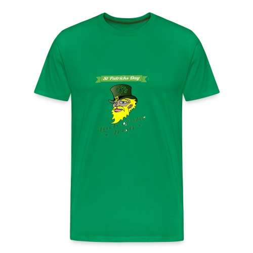 Patricks day - Men's Premium T-Shirt