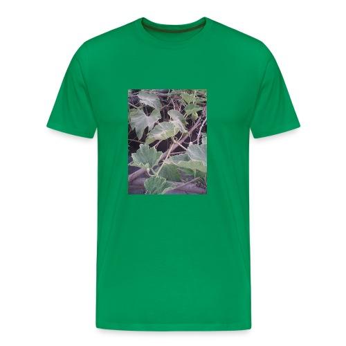 IMG 0170beauty of leaveq - Men's Premium T-Shirt