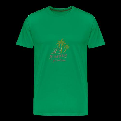 design-10 - Men's Premium T-Shirt