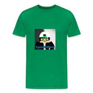 SpeedofPuma - Men's Premium T-Shirt