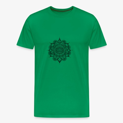 mandala tattoos - Men's Premium T-Shirt
