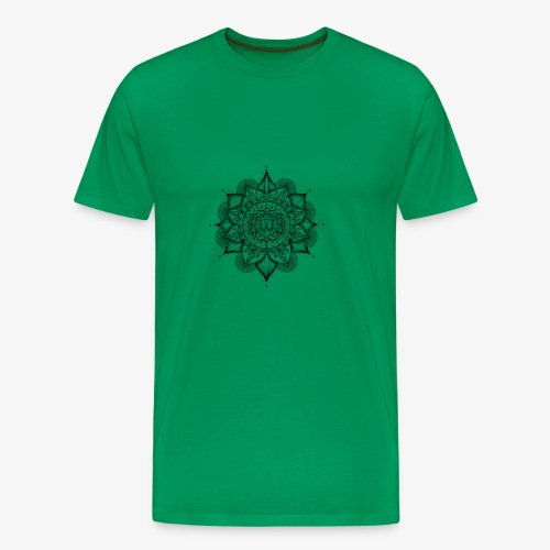 mandala tattoos - Men's Premium T-Shirt