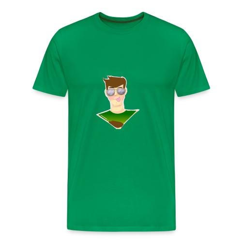 RG GAMER MERCH V.1 - Men's Premium T-Shirt