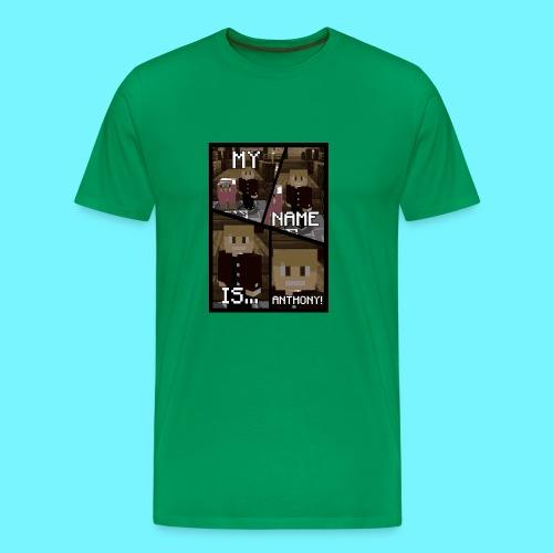 iDMC Comic Strip - Men's Premium T-Shirt