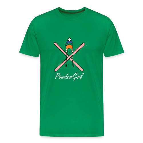 powdergirl121 - Men's Premium T-Shirt