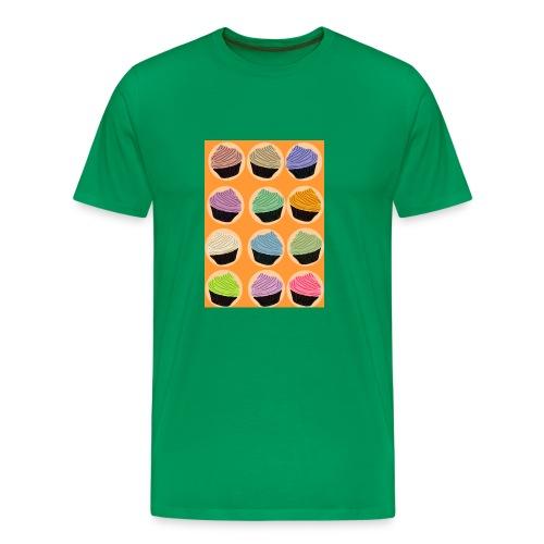 Cupcake TIme - Men's Premium T-Shirt