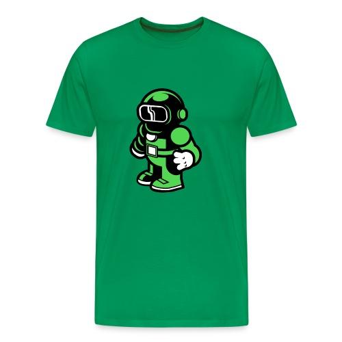 Space Astronaut - Men's Premium T-Shirt