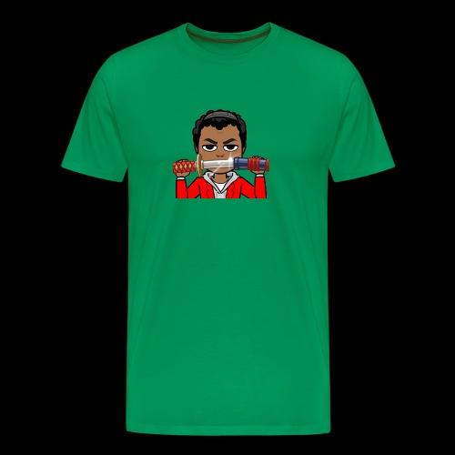 Cartoon Temmy - Men's Premium T-Shirt