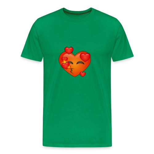 The Heart Lover - Men's Premium T-Shirt