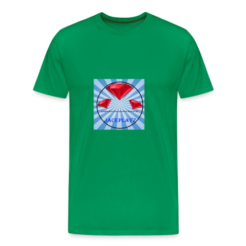 The official JacePlayzYT Shirt - Men's Premium T-Shirt