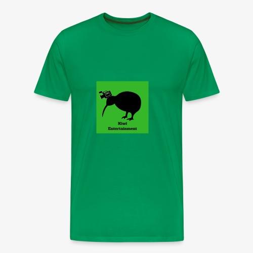 Kiwi Entertainment - Men's Premium T-Shirt