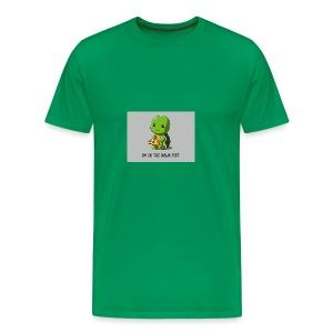 Ninja Diet - Men's Premium T-Shirt