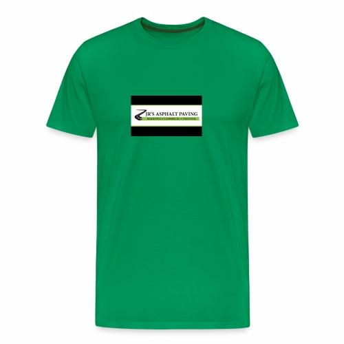 jrs asphalt - Men's Premium T-Shirt