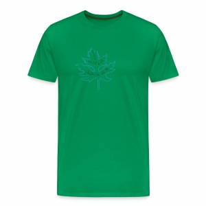 Silver Maple Lager - Men's Premium T-Shirt