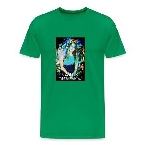 Carli Is TemperMental - Men's Premium T-Shirt