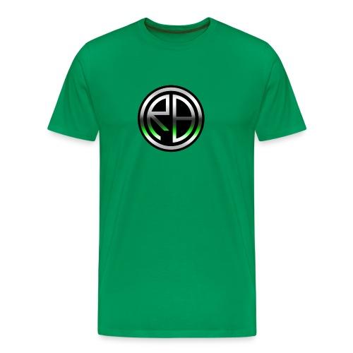 RB Comics logo - Men's Premium T-Shirt