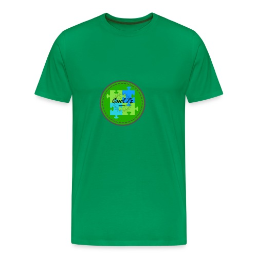Coool T'z Green - Men's Premium T-Shirt
