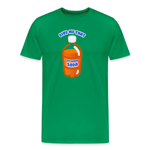 Off-Brand Soda - Men's Premium T-Shirt