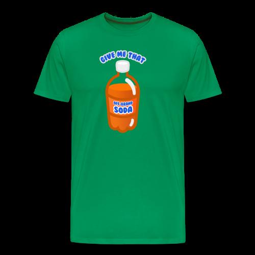 Off-Brand Soda - Men's Premium T-Shirt