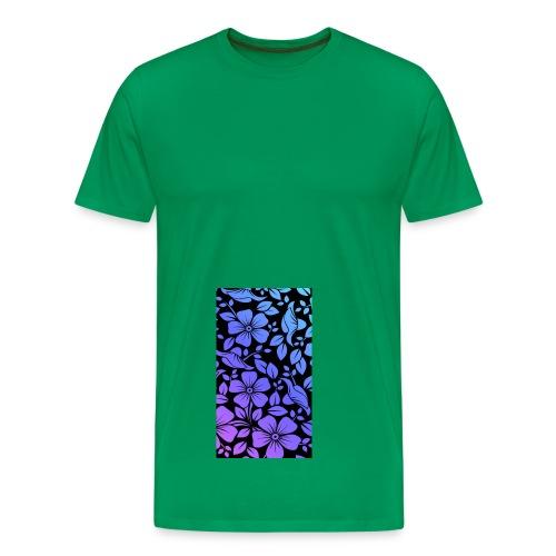The Flower march - Men's Premium T-Shirt