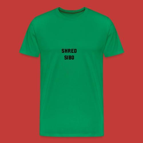 Shred Sibo Mug - Men's Premium T-Shirt