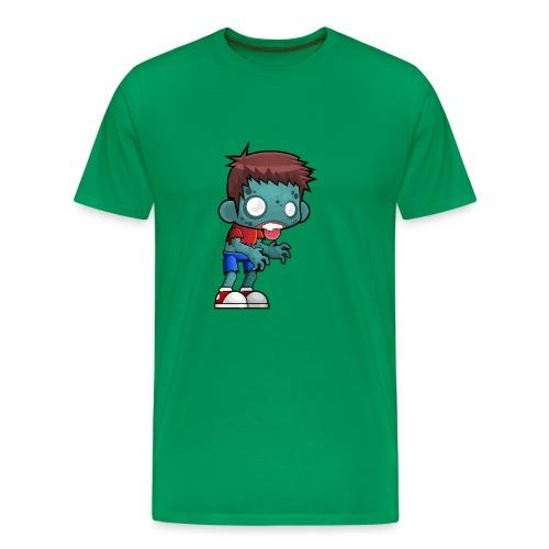 male zombie - Men's Premium T-Shirt
