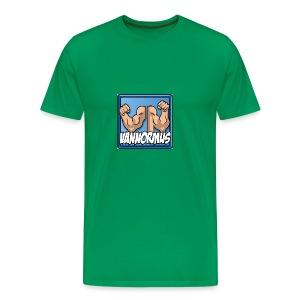 Arms With Vannormus - Men's Premium T-Shirt