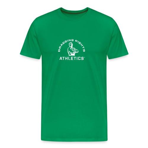 Bragging_RightsTMWhiteT - Men's Premium T-Shirt