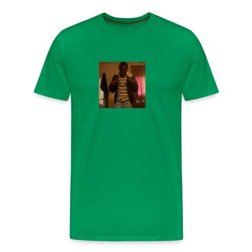 Javier Davis - Men's Premium T-Shirt