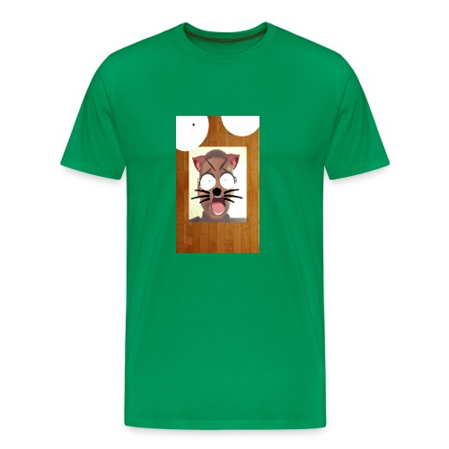 Face Change 1515867704471 - Men's Premium T-Shirt