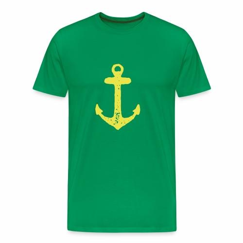 Test Vector Anchor - Men's Premium T-Shirt
