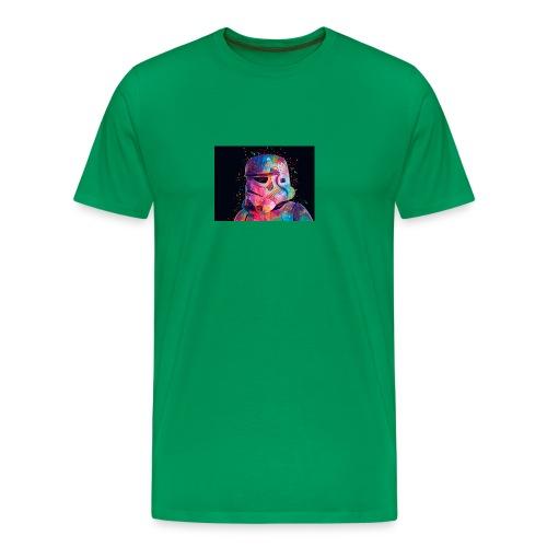 848C8879 663F 4F4B 964D 72ED5C59500B 9364 00001E0E - Men's Premium T-Shirt