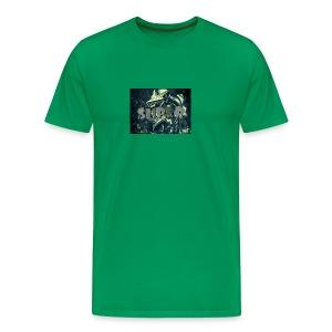 the super gaming logo 1 - Men's Premium T-Shirt