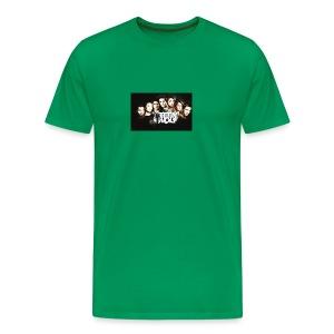 tumblr static 3gzsiwavj0mcocg88wk8woskc - Men's Premium T-Shirt