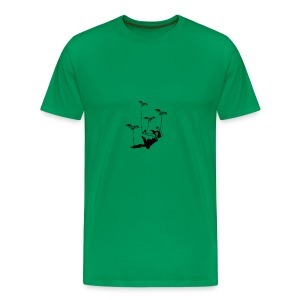 Taken by Bats - Men's Premium T-Shirt