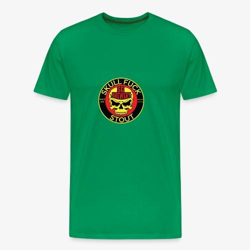 Skull Fuck Stout - Men's Premium T-Shirt