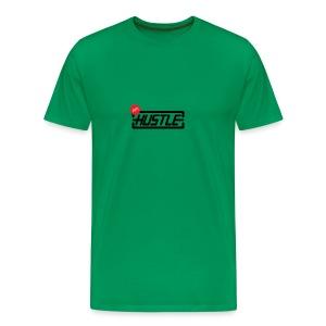 Hustle 110% - Men's Premium T-Shirt