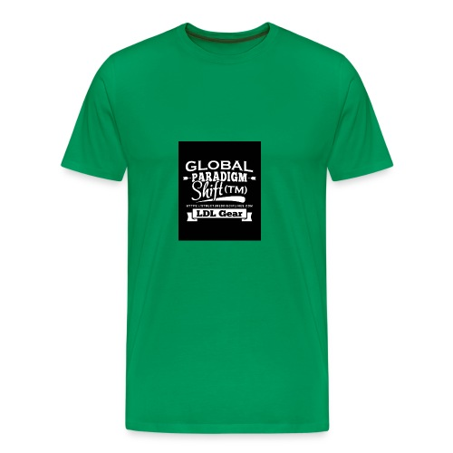 Global Paradigm Shift - Men's Premium T-Shirt