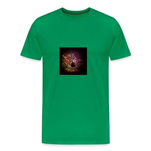 Sykeus Truant Heart - Men's Premium T-Shirt