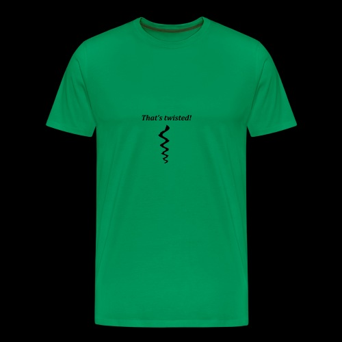 twisted - Men's Premium T-Shirt