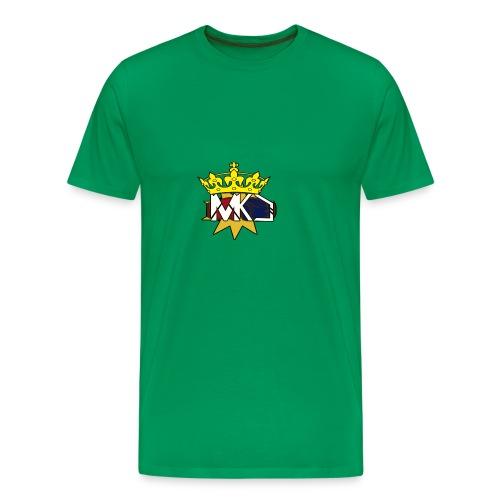 MKD Boxing Product - Men's Premium T-Shirt