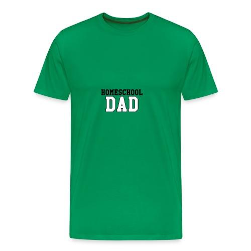 homeschooldad - Men's Premium T-Shirt