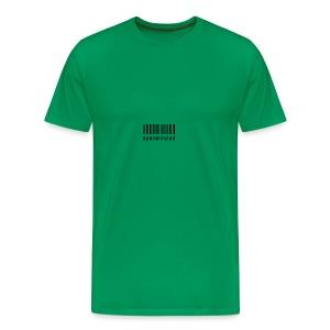 open minded logo - Men's Premium T-Shirt